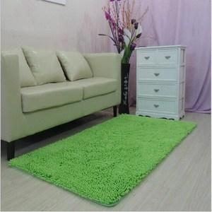 Felpudo de chenilla de color liso para el lado de la cama del dormitorio o la sala de estar, felpudo supersuave para yoga, alfombra de hotel, sofá, mesa de café, alfombra para el hogar