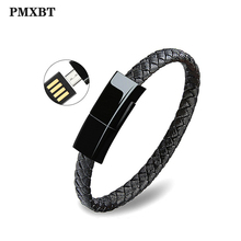 Tpye C Micro USB Fast Charger Bracelet Cable For iphone Samsung Xiaomi Huawei Mobile Phone Sync Data Quick Charge Portable Cable цены