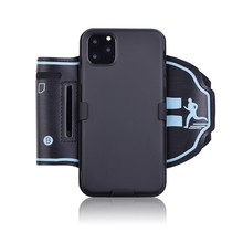 Arm-Band-Cover Phone-Case Running-Phone-Holder Gym Sport for 11/Pro/Xs/.. Hard-Back-Shell