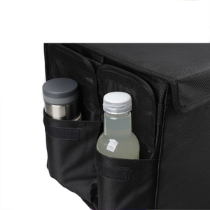 Image 5 - Auto lagerung box M LOGO Auto Stamm Lagerung box Veranstalter Taschen Für BMW X1 F25 X3 X4 F15 X5 F16 x6 1 2 3 5 Serie F10 F20 F30 F34
