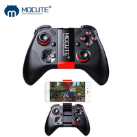 Mocute 054 Bluetooth Gamepad Mobile Joypad Joystick Android Controller VR Wireless Smartphone Tablet PC telefono Smart TV Game Pad