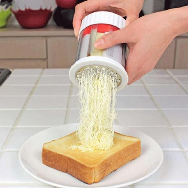 Cortador inteligente Innovations molino para mantequilla moldeable aparatos para queso rallador molino Riight The Of Cooks Out nevera
