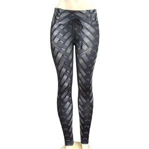 Image 5 - Nessaj Frauen Leggings Hohe Taille Fitness Kleidung Legging Slim Fit Hosen Hosen Weiblichen Push Up Workout Gedruckt Leggings