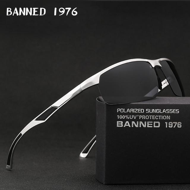 2019ใหม่มาถึงอลูมิเนียมแว่นตากันแดดHD Polarizedเลนส์แว่นตาVintageแว่นตากันแดดOculosสำหรับผู้ชายชาย605