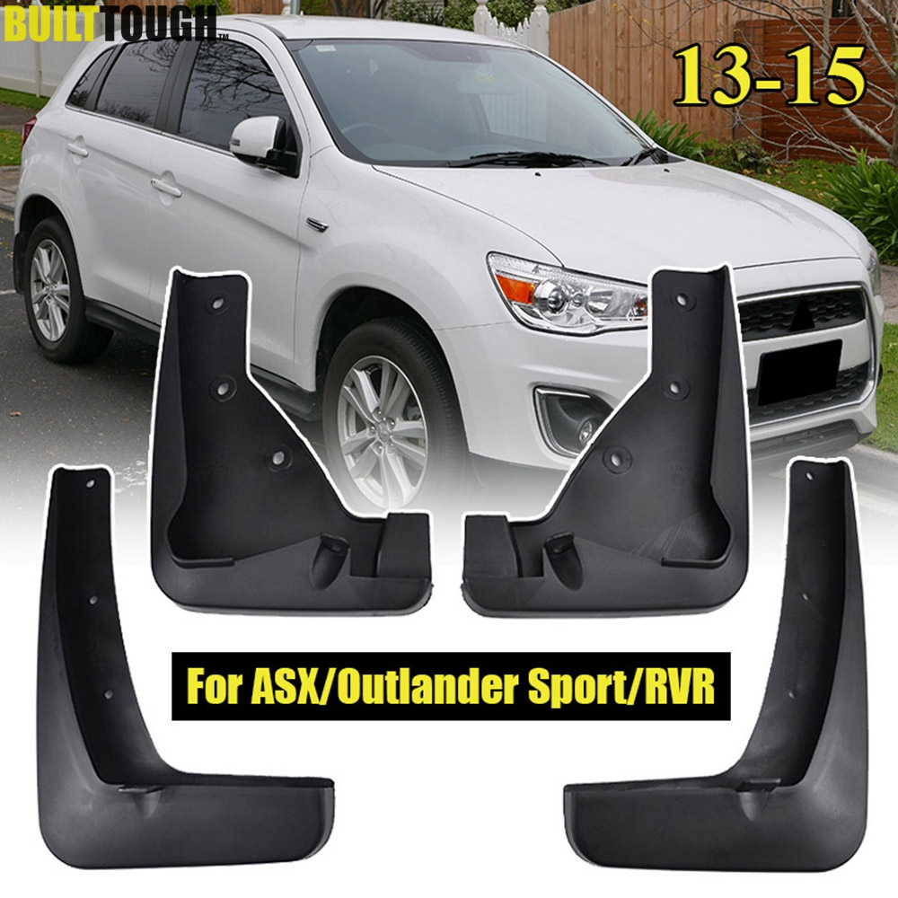 Fog Lamp Light /& Cover Kits For Mitsubishi Outlander Sport ASX RVR 2010-2012