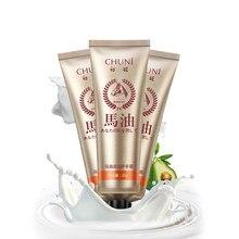 Crema de manos hidratante antienvejecimiento, aceite de caballo, crema para manos blanqueadora, crema nutritiva para la piel de invierno, TSLM1