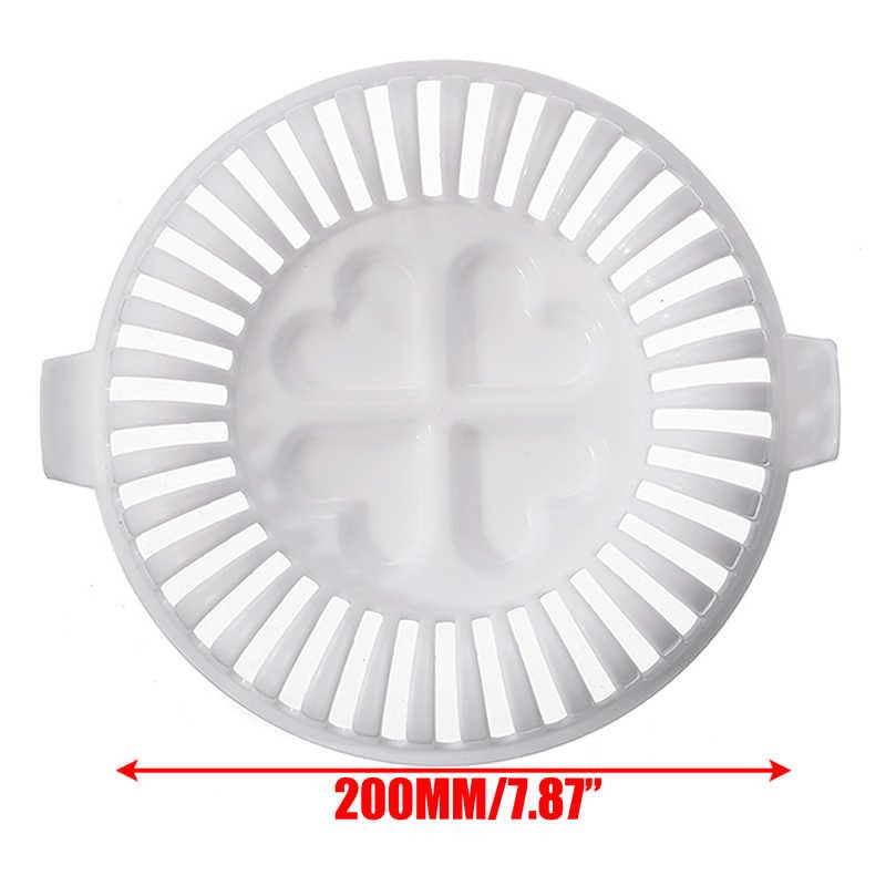 شرائح بطاطس بلاستيكية Microwavable مقاس 7.87 بوصة خالية من الزيوت شرائح مقلية صينية من رقائق الفواكه والخضراوات أدوات الطبخ درجة الغذاء