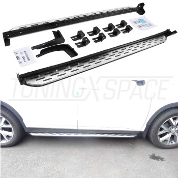 Side Step Nerf Bar Running Boards Fit for Hyundai Palisade 2019 2020 Platform