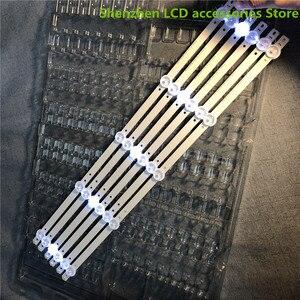 Image 1 - 3 יח\חבילה 530mm LED תאורה אחורית רצועת עבור פרולין Bravis 28C2000B 28 אינץ טלוויזיה L2830HD SVJ280A01 REV3 5LED 130402 M280X13 100% חדש