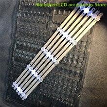 3 Pezzi/lottp 530 millimetri striscia di Retroilluminazione A LED Per Proline Bravis 28C2000B 28 pollici TV L2830HD SVJ280A01 REV3 5LED 130402 M280X13 100% NUOVO