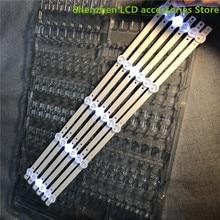 3 Pièces/lot 530mm LED bande de Rétro Éclairage Pour Proline Bravis 28C2000B 28 pouces TV L2830HD SVJ280A01 REV3 5LED 130402 M280X13 100% NOUVEAU