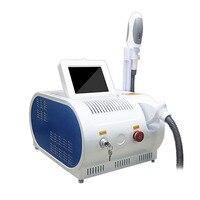 Professional IPL Epilator SHR Painless Hair Removal E light Portable Fast Depilation Skin Whitening Acne Vascular Removal Device