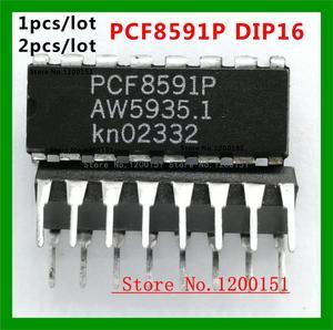 PCF8591P PCF8591 PCF8574P PCF8574 DIP16