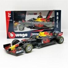 Bburago 1:43 F1 2019 Redbull takımı RB15 No33 yarış pres döküm model araba