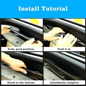 Image 4 - Samochód wewnętrzna klamka do drzwi s dla F01 F02 LHD RHD BMW 7 seria wysokiej jakości drzwi wnętrze samochodu lewy prawy klamka do drzwi lepsza wymiana
