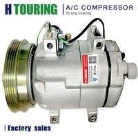 For Audi air conditioning compressor Audi 80 90 100 A4 A6 S4 S6 Cabriolet 4A0260805C 4A0260805D 8D0260805AD 8D0260805E DCW17B