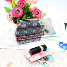 Women Mini Wallet Card Holder Case Coin Purse Women Small Wallet Clutch Handbag Bag Leather Wallet Coin Purse Card Holders #925(China)