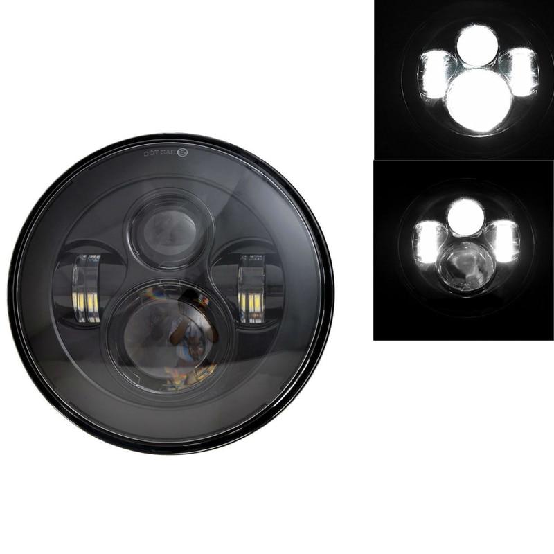 7inch LED Headlight (8)