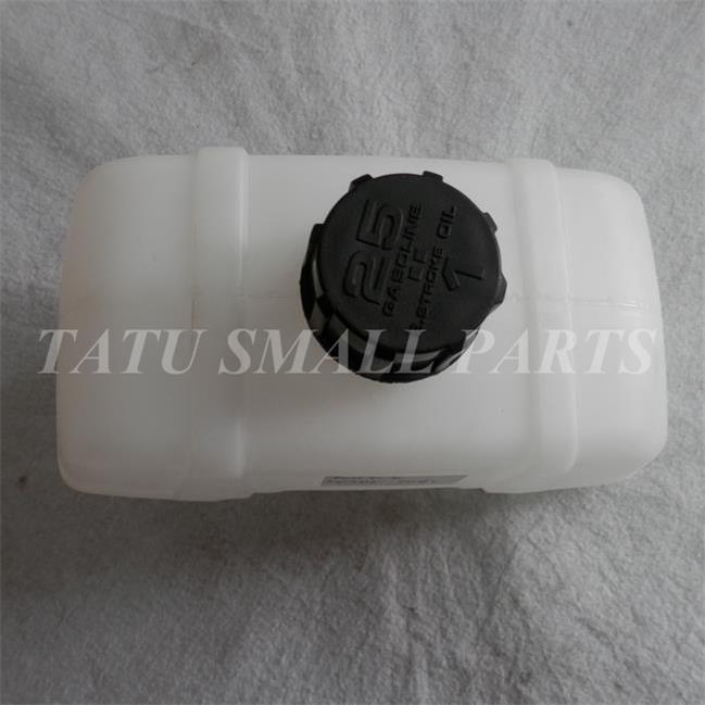 TD40 FUEL TANK & CAP ASSEMBLY FOR KAWASAKI TD-40 CG400 CG415 SERIES 2 CYCLE  KAAZ STRIMMER WEEDEATER SPRAYER CUTTER PARTS