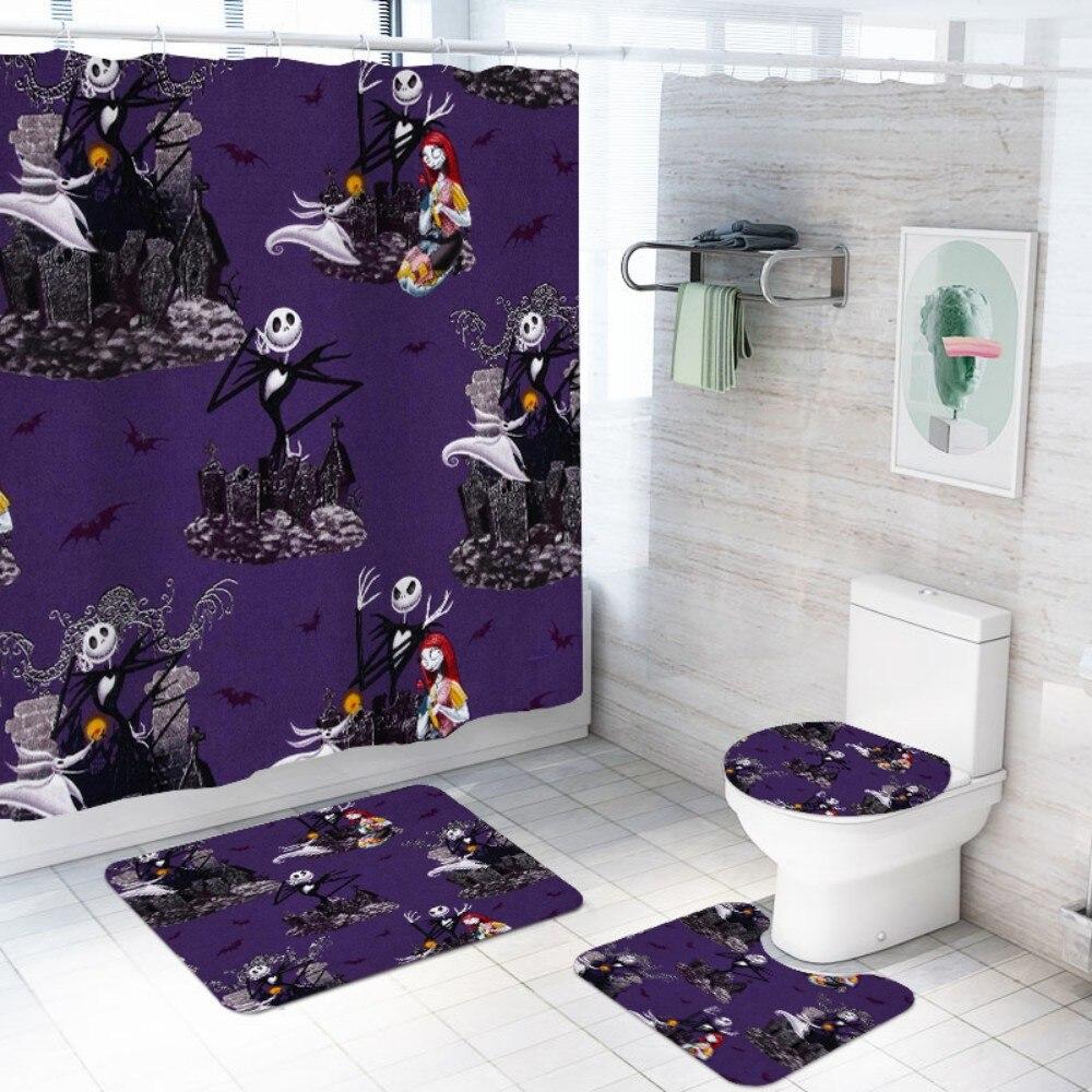 nightmare before christmas bathroom ideas