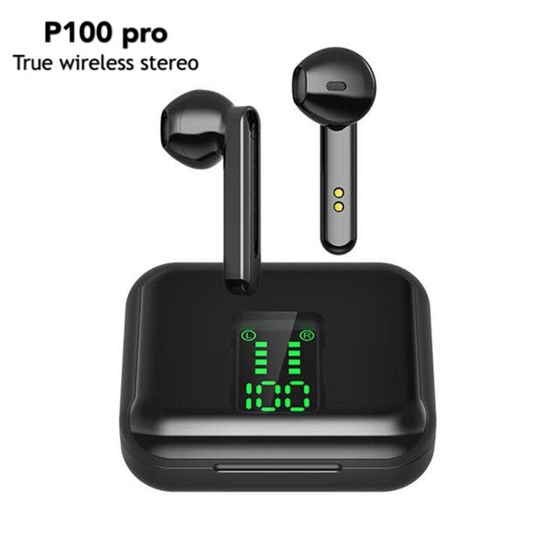 P100 Pro True Wireless Stereo Earphone 2