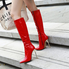 2020 sexy thigh high boots fashion ladies party boots high heels knee boots boots winter women's pointed boots plus size aiweiyi snake print winter boots for women stiletto heel high heels thigh high boots knee high boots fashion high heels boots