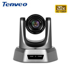 Tenveo NV20U 2MP 20x Zoom USB PTZ Video Conference Camera HD 1080p USB Plug and Play