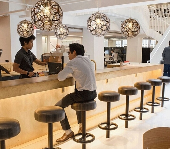 Modern Replica Diamond Stainless Steel Web Etch Pendant Light Polyhedron Shadow Living Dining Room Bar Study Hanging Lighting|Pendant Lights| |  - title=