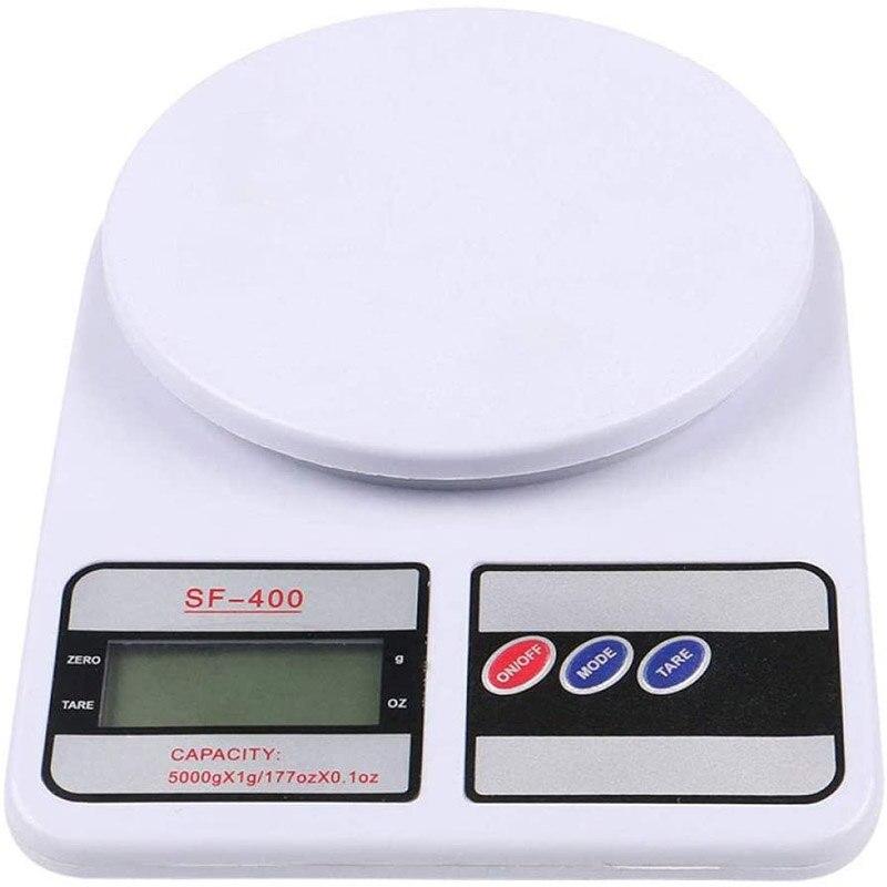 Электронные цифровые весы, 10 кг/7 кг/5 кг/1 кг, 0,1 г, бытовые кухонные весы на платформе, измерительные кухонные весы для выпечки, инструменты для приготовления пищи-1