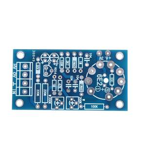Image 5 - Leory 6E2 管プリアンプオーディオボード vu 電源レベルドライバボード音量インジケータ胆汁プリアンプ真空トーン信号 diy キット