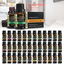 37pcs/set Natural Essential Oil Kit 10ml Pure Essen