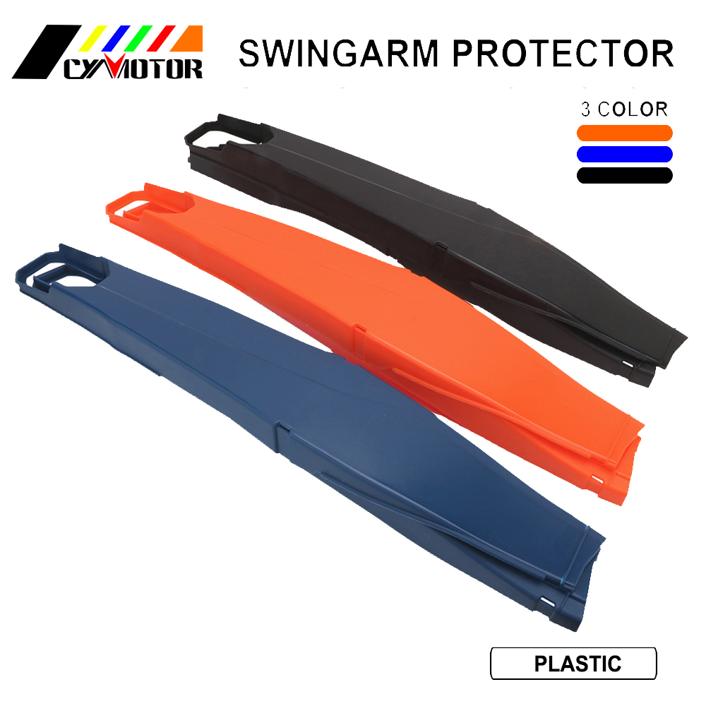 Motorcycle Swing Arm Protector Swingarm Guard Protection For <font><b>KTM</b></font> EXC EXCF EXC-F 125 200 250 <font><b>300</b></font> 350 400 450 500 2012-2018 <font><b>2019</b></font> image