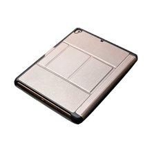 Водонепроницаемый ультра-тонкий планшет Внешняя беспроводная Bluetooth клавиатура поддерживает эргономичную клавиатуру для ноутбука для ПК