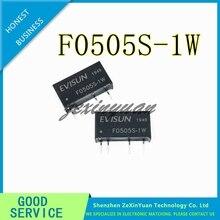 10 قطعة/الوحدة F0505S 1W F0505S DC DC امدادات الطاقة وحدة