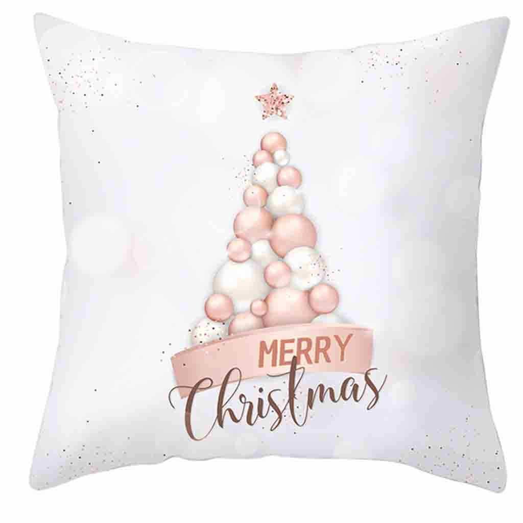 وسادة غطاء 2020 جديد ماركة كيس وسادة Housse دي koosin زينة عيد الميلاد أريكة غطاء وسادة خصر غطاء Cojines