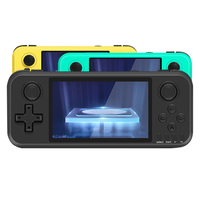 Portable Handheld Q400 Video Game Console 4.0 Inch IPS Screen Mini Family Children Game Consoles HDMI Output