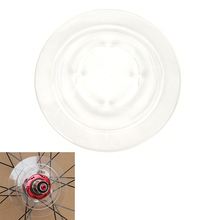 1pc Clear MTB Mountain Bikes Road Bicycles Flywheel Support Disc Brake Cassette Hubs Protection Cover Parts