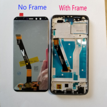 цена на With Frame LCD 5.65 For Huawei Honor 9 Lite LLD-AL00 LLD-AL10 LLD-TL10 LLD-L31 LCD Display Touch Screen Digitizer Assembly