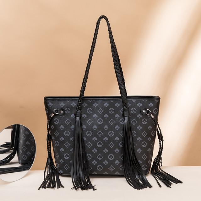 New Fashion Fringed Bag  3