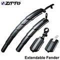 Guardabarros extensible para bicicleta de montaña guardabarros delantero trasero AM Enduro alas bicicleta de carretera 26 27,5 29 caliente
