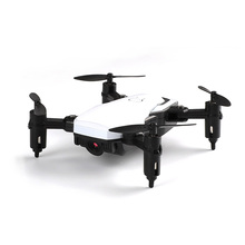 WIFI HD Mini Quadcopter Foldable RC Drone Toys Children Kid Hold RC Helicopter Altitude Camera