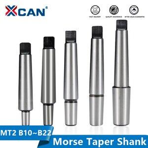 Хвостовик XCAN Morse MT2 B10 (0,5-6 мм) B12(1-10 мм) B16(1-13 мм) B18(1-16 мм) B22(5-20 мм) бесключевая оправка для сверлильного патрона