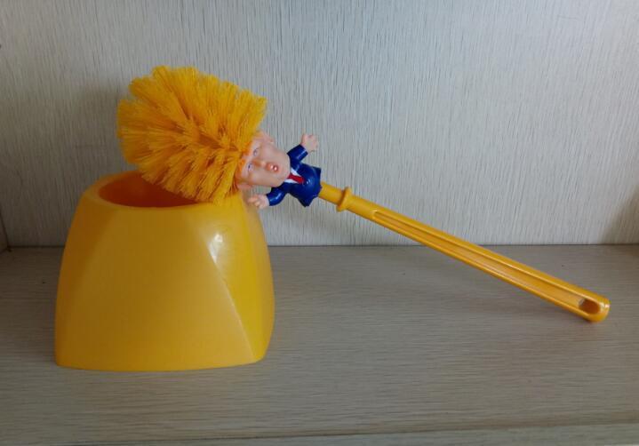 Trump Toilet Brush 4