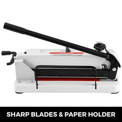 YG-858 A4 Heavy Duty Professional A4 Paper Guillotine Cutter Trimmer Machine