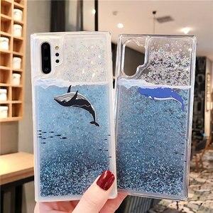 Жидкий зыбучий песок силиконовый чехол для телефона HuaWei P20 P30 Lite P40 Pro Mate 20 Mate 30 Nova4 Nova5 Nova6 Nova 7 NOVA 5i SE чехол