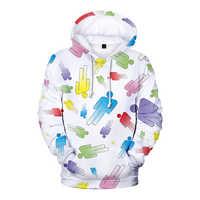 Billie Eilish hoodie streetwear hiphop sommer kurze baumwolle straße kleidung schlechte guy männer und frauen