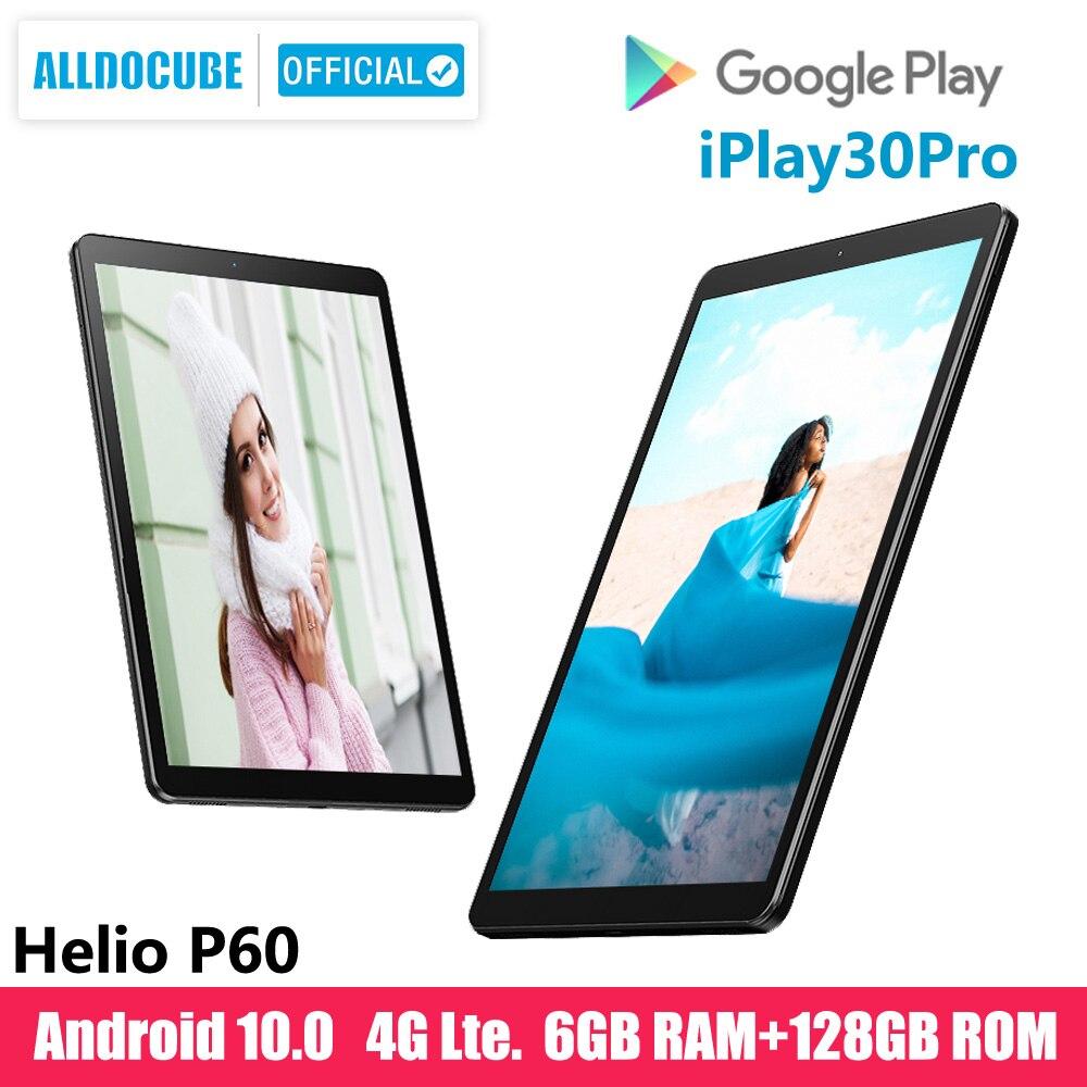 ALLDOCUBE  iPlay30 pro 10.5 inch Android 10 Tablet 6GB RAM 128GB ROM Helio P60 4G LTE Tablets PC 1920*1200 IPS 7000mAh TYPE-C 2