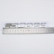 Dành Cho Xe Ford Escape Quốc Huy Phía Sau Thân Cây Chữ Cái Huy Hiệu Decal Ốp Lưng Logo