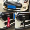 Car Styling Trailer Rope Towing Hook Exterior Decoration For Mini Cooper JCW One R55 R60 F54 F55 F60 Countryman Car Accessories discount
