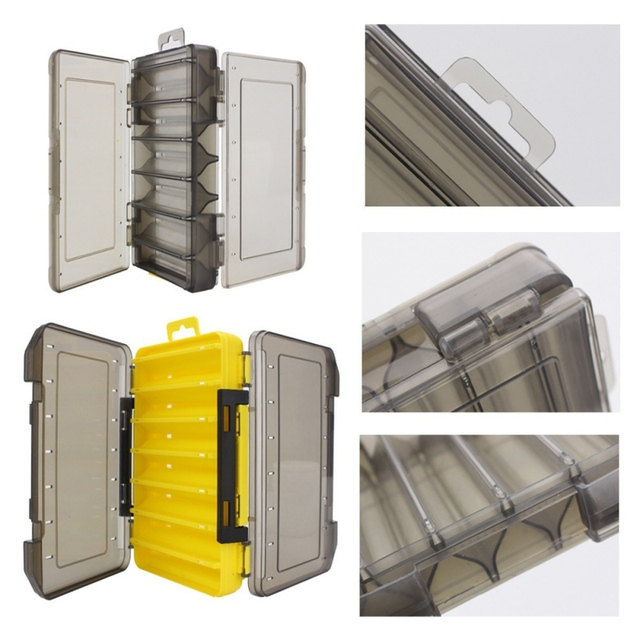 Double-sided Tackle Boxes 1
